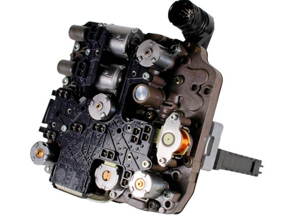 Замена мехатроника и ремонт ДСГ-6